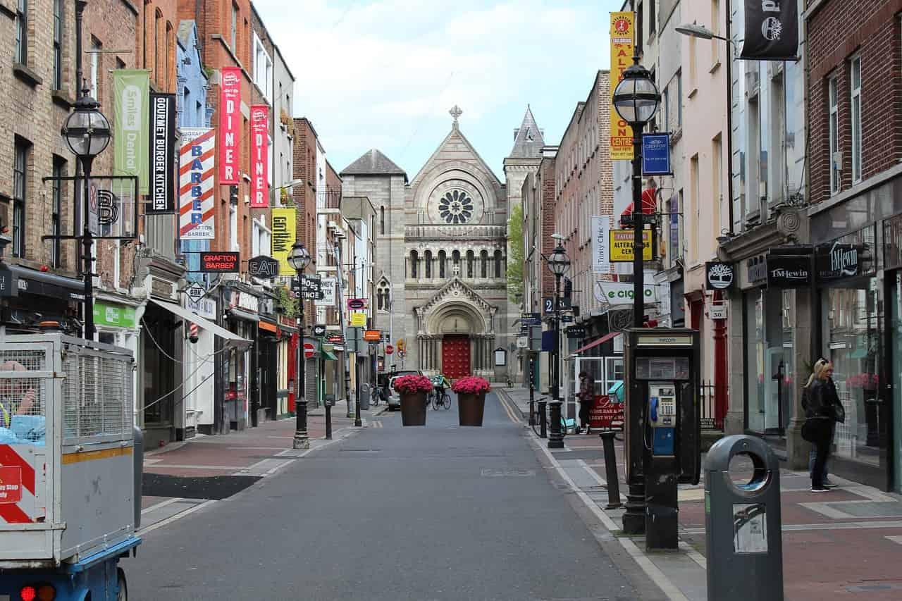 Dublin látnivalók